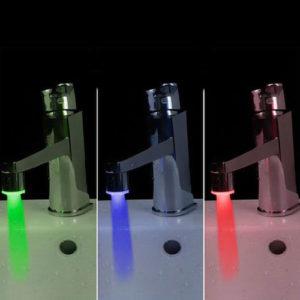 belysning vattenkran