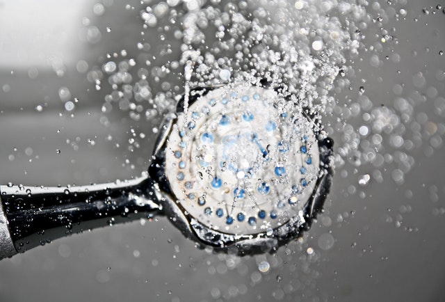 dusch och bad